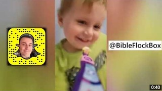 2-Year-Old Refuses to Brush Her Teeth  - Video