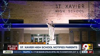 St. Xavier High School to release names of any priests accused of sexual abuse