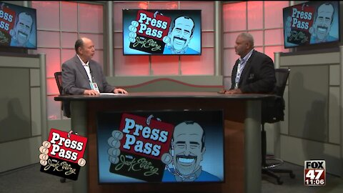 MSU, U of M, Lions , Tigers , the NBA Playoffs and prep football All on Press Pass