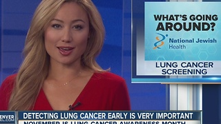Detecting Lung Cancer Early Is Very Important - Video