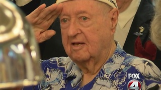 Pearl Harbor survivor recalls attack on 75th anniversary - Video