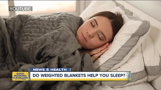 The truth behind weighted blankets