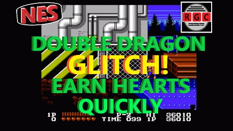 Double Dragon - Glitch - Earn Hearts Quickly