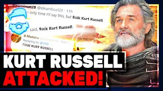 Kurt Russell DEMOLISHES Woke Hollywood Actors In New Interview