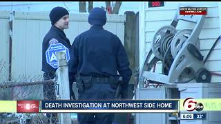 Man found dead with severe trauma inside home on Indy's north side - Video