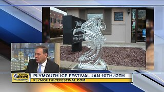Plymouth Ice Festival returns this weekend