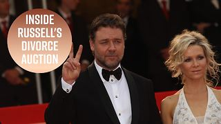 Russell Crowe raises $3.7M from divorce auction
