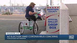 How Arizona polling places are dealing with COVID-19
