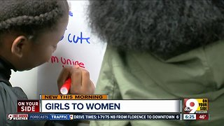 Womens' stories make girls smarter, bolder through new Cincinnati Public Schools program