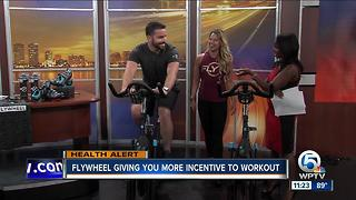 Flywheel gives you more incentive to workout - Video