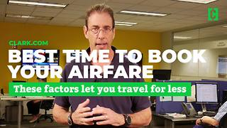 The best day to book a cheap flight - Video