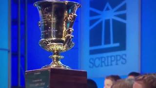 USF eyeing 13-year-old Spelling Bee contestant | Digital Short - Video