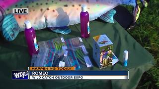 Outdoor Expo Underway in Romeo - Video