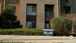 Denver woman wants apartment to let her display political sign