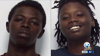 Brother, sister arrested in Fort Pierce home invasion, homicide - Video