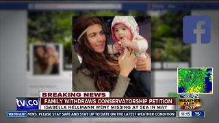 Family withdraws conservatorship petition - Video