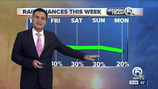 South Florida weather 8/1/18 - 11pm report - Video