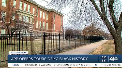 App offers tours of KC Black History