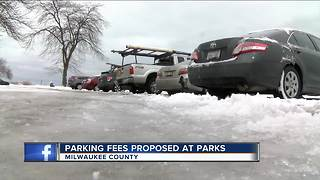 Milwaukee County parks considering parking fees - Video