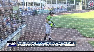 Former Bronco Martarano promoted to South Bend - Video