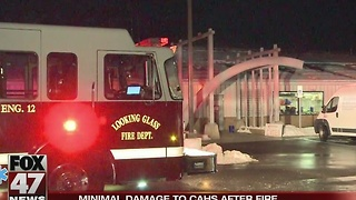 Overnight fire at Capital Area Humane Society, no animals hurt - Video