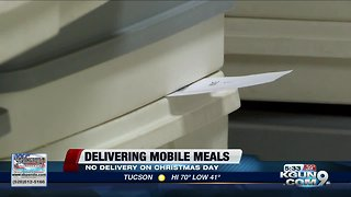 Mobile meals spreads holiday cheer despite being unable to deliver meals on Christmas