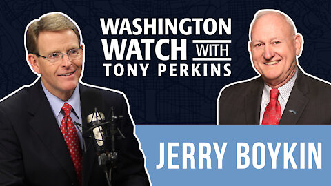 Lt. Gen. Jerry Boykin Urges Conservatives to Channel their Election Frustration Into Prayer & Action