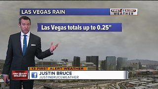 13 First Alert Las Vegas weather updated March 5 morning