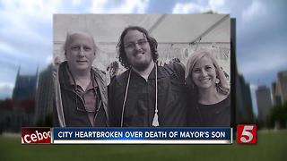 City Heartbroken Over Death Of Mayor Barry's Son - Video