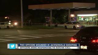 Kissimmee officers shot and killed - Video