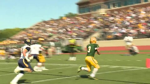 St. Norbert downs Eau Claire for first win over WIAC foe since 1983.