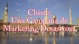 Chiste - Una Campaña de Marketing Desastrosa - Video