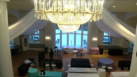 Wedding planners, brides say they can't hold a wedding at a venue with more than 10 people