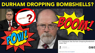 Durham Dropping Bombshells before Labor Day? Article by Paul Sperry of Real Clear Investigations