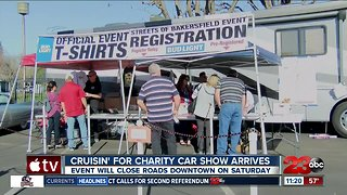Cruizin' 4 Charity event raised concerns over street closures