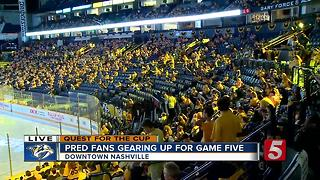 Tickets Sell Out To Watch Party In Bridgestone - Video