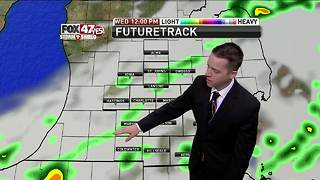 Dustin's Forecast 10-3 - Video
