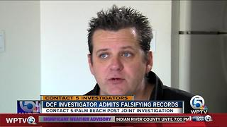 Falsifying DCF records: Investigator tells all - Video