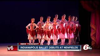 After more than a decade, ballet is back in Indianapolis - Video