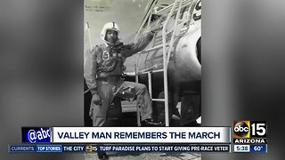 Valley veteran remembers historic Selma march