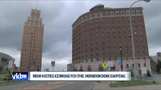 Developer turns Hotel Niagara into upscale hotel - Video
