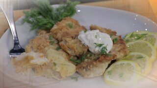 What's for Dinner? - Perch Fish Fry