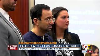 Fallout after Larry Nassar sentenced - Video