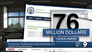 One billion: Disparity in federal funding for schools?