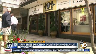 Brees lawsuit against San Diego jeweler heads to trial