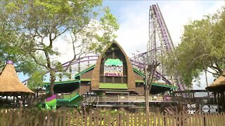 Local amusement parks on the rebound with spring break crowds