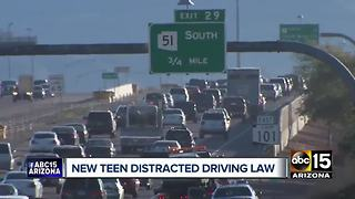 Top stories: New company coming to Arizona, Murphy district,  texting and driving - Video