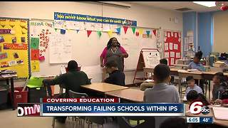 2 failing Indianapolis schools could become Innovation Network Schools - Video