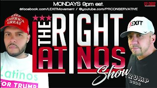 The Right Latinos Show ep2! Trump, spygate, Cuties, Nobel Peace Prize