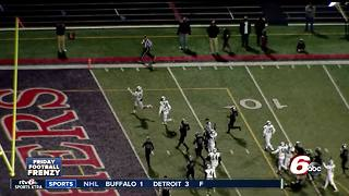 HIGHLIGHTS: Woodlan 15, Eastbrook 14 - Video